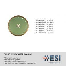 Premium Turbo Wave Cutter