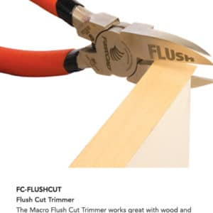 Flush Cut Trimmer
