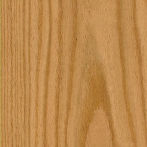 Oak Red_Flat Cut