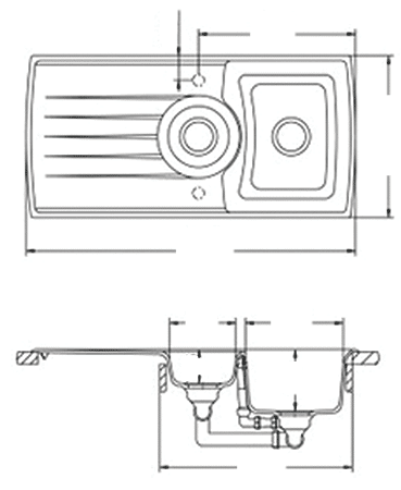 Q4019D - quartz sink measurement