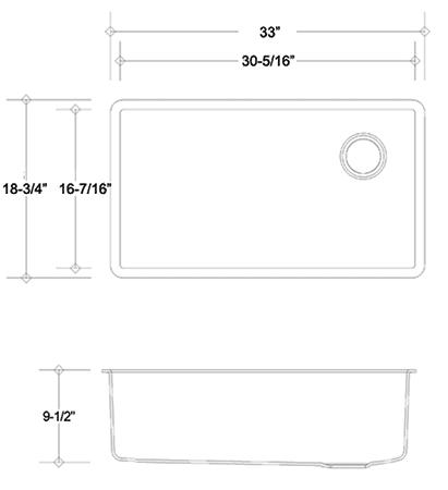 S3318SSP - quartz sink measurement