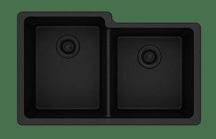 black quartz sinks